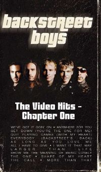 Cover Backstreet Boys - The Greatest Video Hits - Chapter One [DVD]